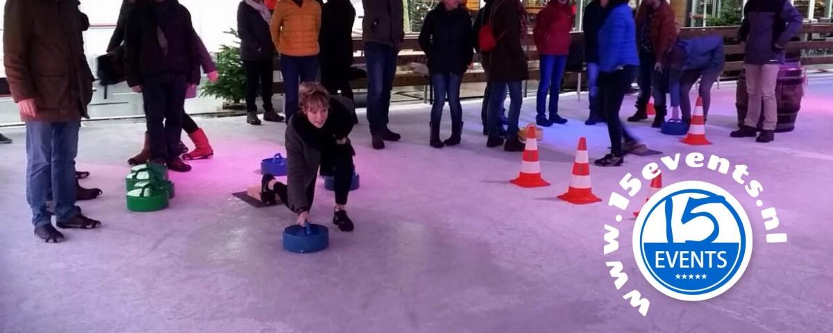Curling competitie Winterfestijn Arnhem 2
