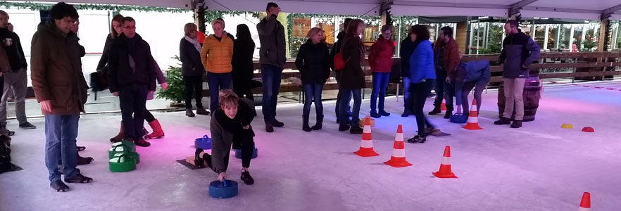 Curlingcompetitie 2 -1, 15events